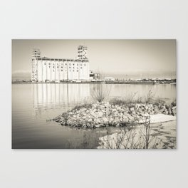 Collingwood Terminal Canvas Print