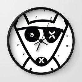 Arlo the Second Wall Clock