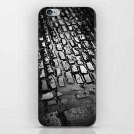 Cobblestones iPhone Skin