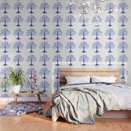 Twilight Tree Wallpaper