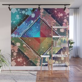 Texutre 10. 4 Seasons Wall Mural