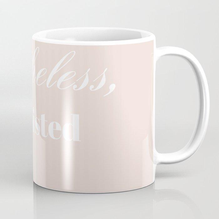 nevertheless she persisted VII Coffee Mug