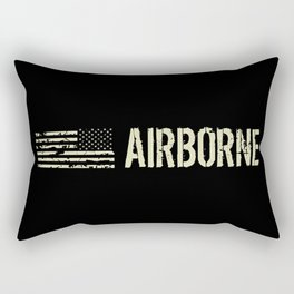 Black Flag: Airborne Rectangular Pillow