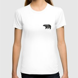 Révérence - Wooden Man T-shirt