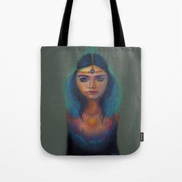 Wakefulness Tote Bag