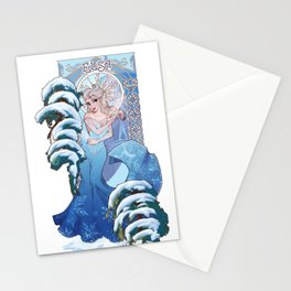 our hearts were singing Stationery Cards