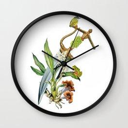 Die By The Sword Wall Clock