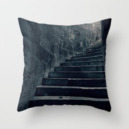 Stairway to Heathens Throw Pillow