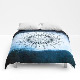 Windrose blue version Comforters