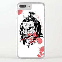 Demon Slayer Clear iPhone Case