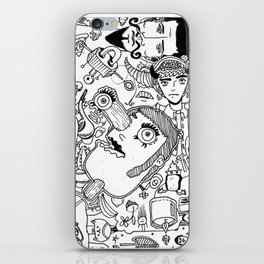 Ding Dongs iPhone Skin