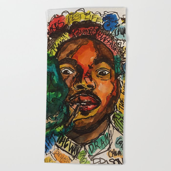 Chance The Rappercoloring Bookshirtlyricsmusicartwall Artcool