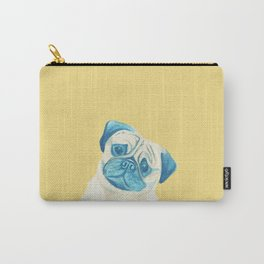 Rocky yellow Carry-All Pouch