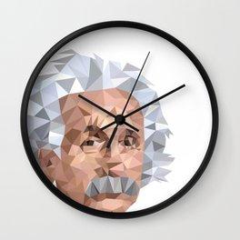 Mentor me Einstein Wall Clock
