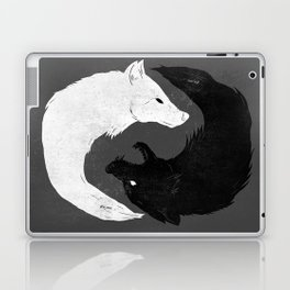 Feed the Wolves Laptop & iPad Skin