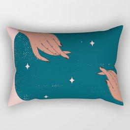 Handsy Rectangular Pillow