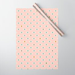 Thousand Eyes Wrapping Paper