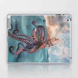 Illusory Island Laptop & iPad Skin