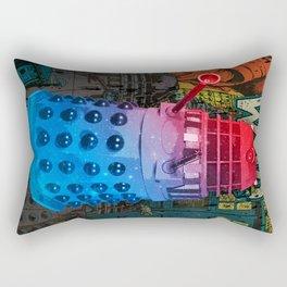 Exterminate! Rectangular Pillow