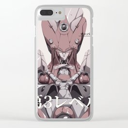 Third Level Clear iPhone Case