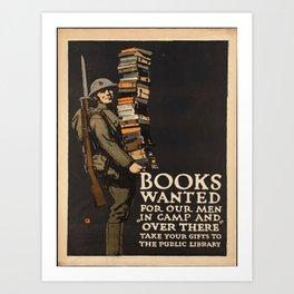 army art prints | Society6