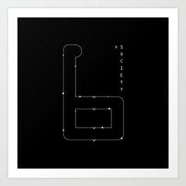Society6 | Contest Art Print