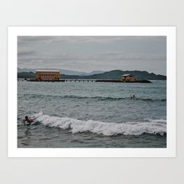 Hawaiian Afternoon Art Print