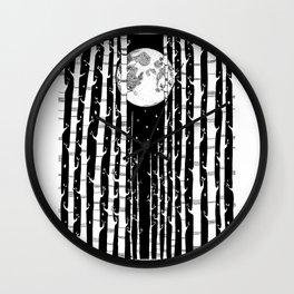 MoonLight Dream Wall Clock