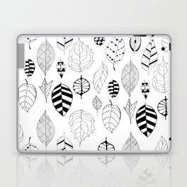 Leaf Me Alone! Laptop & iPad Skin