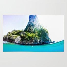 Tropical Island Rug
