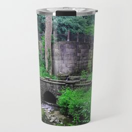 The Echoes of Our Souls Travel Mug