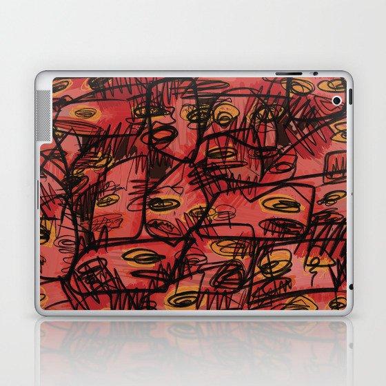 *ABSTRACT_A Laptop & iPad Skin