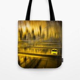 City-Shapes NYC Tote Bag