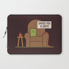 Saved You a Spot Laptop Sleeve