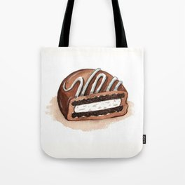 Chocolate Covered Cookie Tote Bag