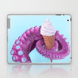 OCTOPUS ICE CREAM Laptop & iPad Skin