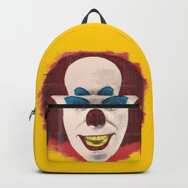 The Perplexing Pennywise, the Dancing Clown Backpack
