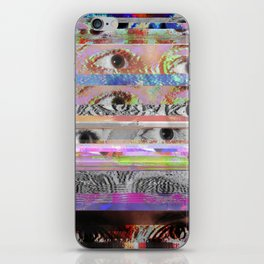 Collection of Eyes iPhone Skin
