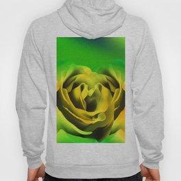 Neon Rose Hoody