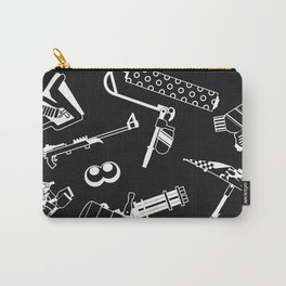 Splatoon 2 - Weapons (B&W 2) Carry-All Pouch
