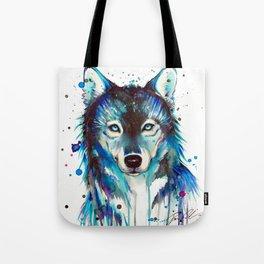 -Dark Wolf- Tote Bag