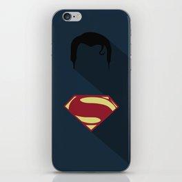 Superman Minimal iPhone Skin