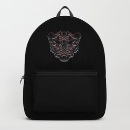 Tiger Abstract Backpack