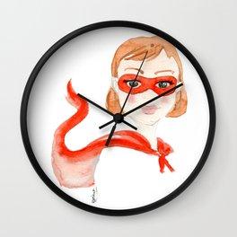 Super mum Wall Clock
