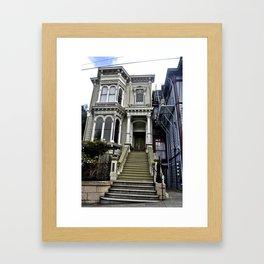 Manor Framed Art Print