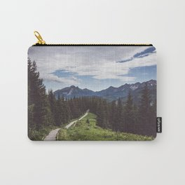 Greetings from the trail - Landscape and Nature Photography Carry-All Pouch