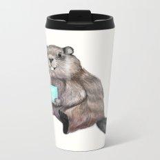 Dam Fine Coffee Metal Travel Mug