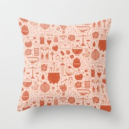 Love Potion: Valentine Throw Pillow