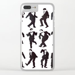 Gentlemen Clear iPhone Case