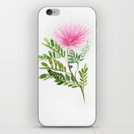 Calliandra iPhone Skin